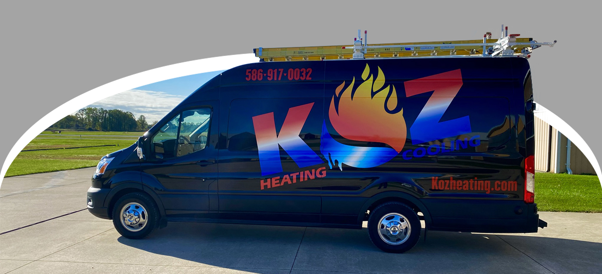 Rely on a Koz Heating & Cooling electrician to fix an electrical fault in Macomb Township MI