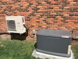 Ductless AC repair  in Macomb Township MI